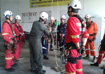 IRATA Rope Access Training